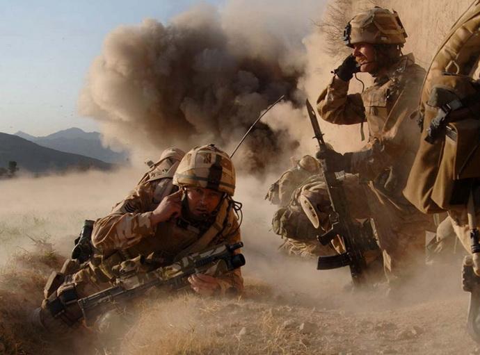 rat vojska vojnici nato amerika5