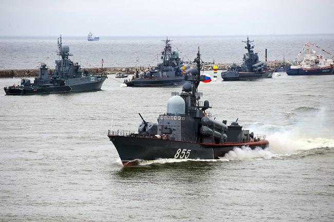 rusija- brodovi