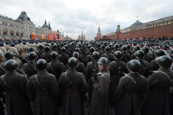 rusija- vojska