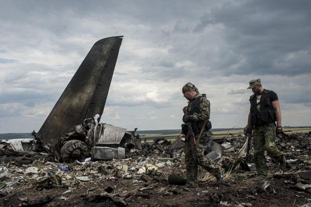 ukrajina- avion- pad- rusenje