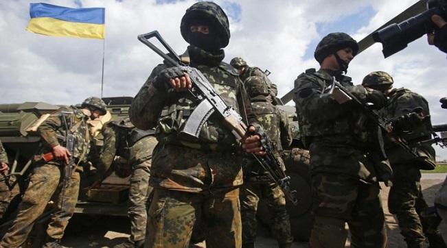 ukrajina- vojnici