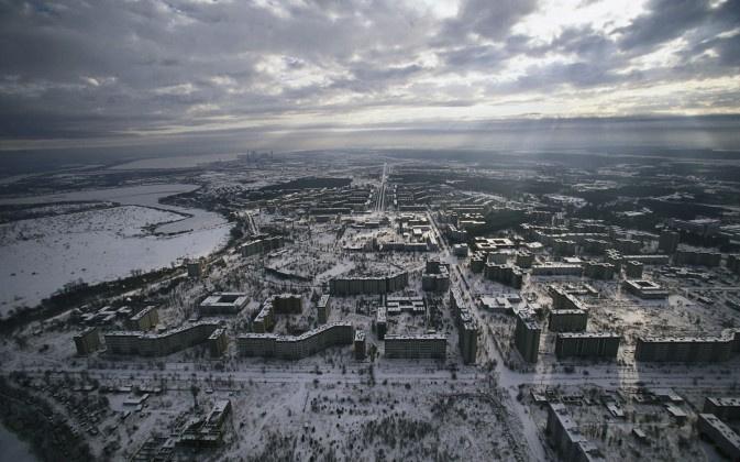 cernobilj- zracenje