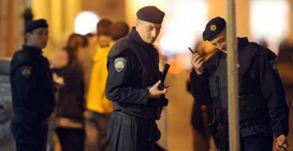 hrvatska- policija