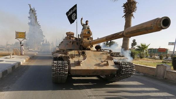 """Džihadisti """"ISIL-a"""" stigli na granicu Turske!"""