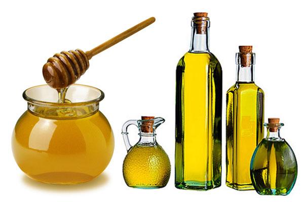 med i maslinovo ulje
