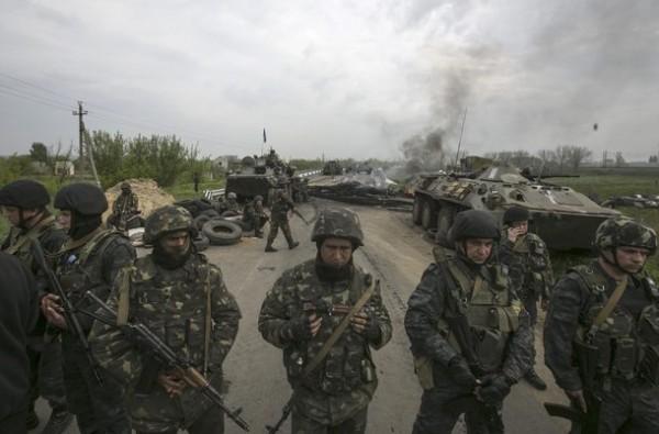 Ukrajinci hteli da prošvercuju oružje pored Rusa, evo kako su prošli (VIDEO)