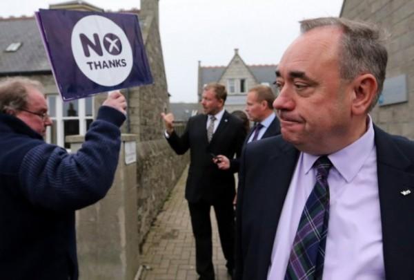 Premijer Škotske, Salmond: Škoti su obmanuti na referendumu!