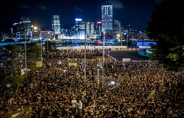 """""""Kinesko proleće"""" u Hong Kongu: Pokret """"Okupiraj centar"""" postavio ultimatume za smenu vlasti!"""