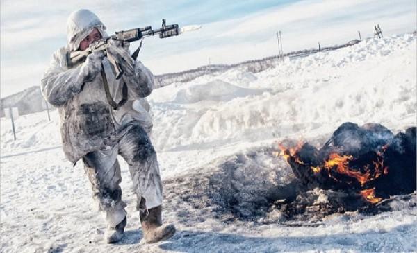 Strateška ofanziva Novorosije počinje na zimu, kada reke okuje led…