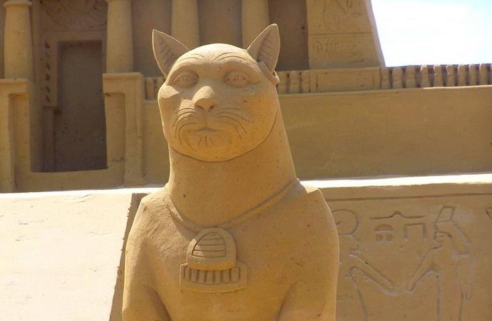 egipat- statua- hram