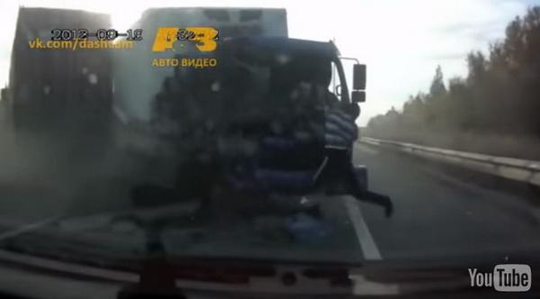 nesreca- kamioni- saobracaj
