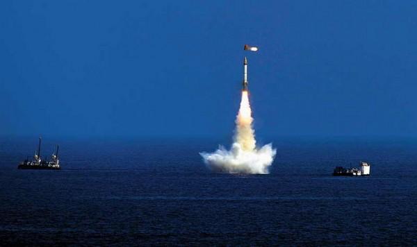 raketa- mornarica- podmornica