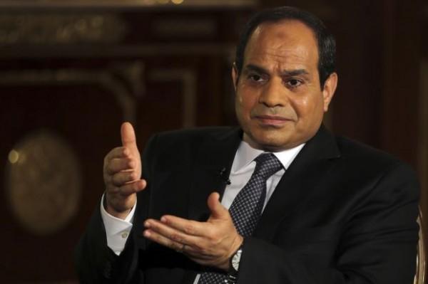 sisi- egipat