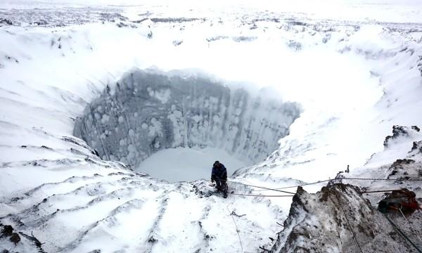 Sibir- krater