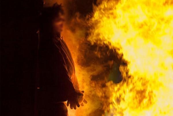 lomaca- spaljivanje- vatra