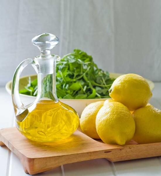 maslinovo ulje-limun