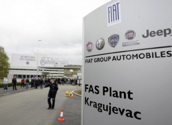 Fiat- Kragujevac