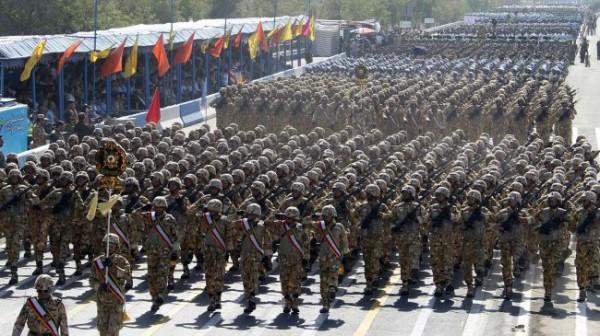 iran- vojska