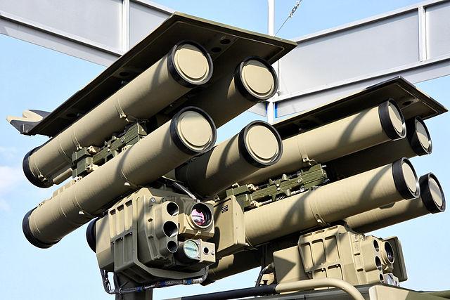 kornet- rusija- protivtenkovski- sistem