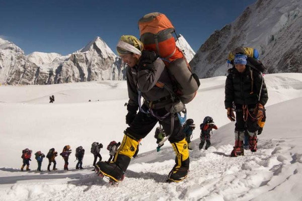 planinari- tibet- serpasi