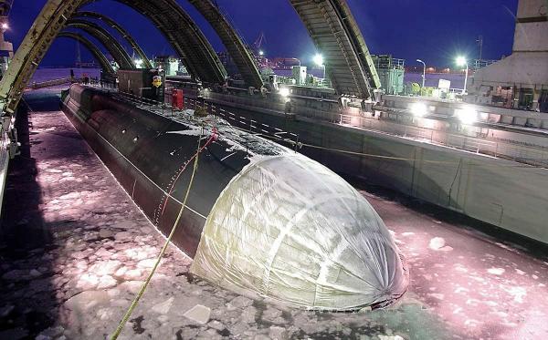 rusija- podmornica