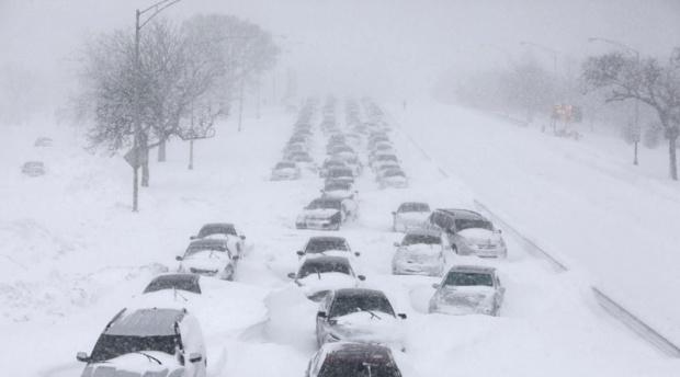 Apokalipsa u Americi: Stiže nezapamćena snežna oluja Stela, građani u strahu, ugrožen 31 milion ljudi (UŽIVO)