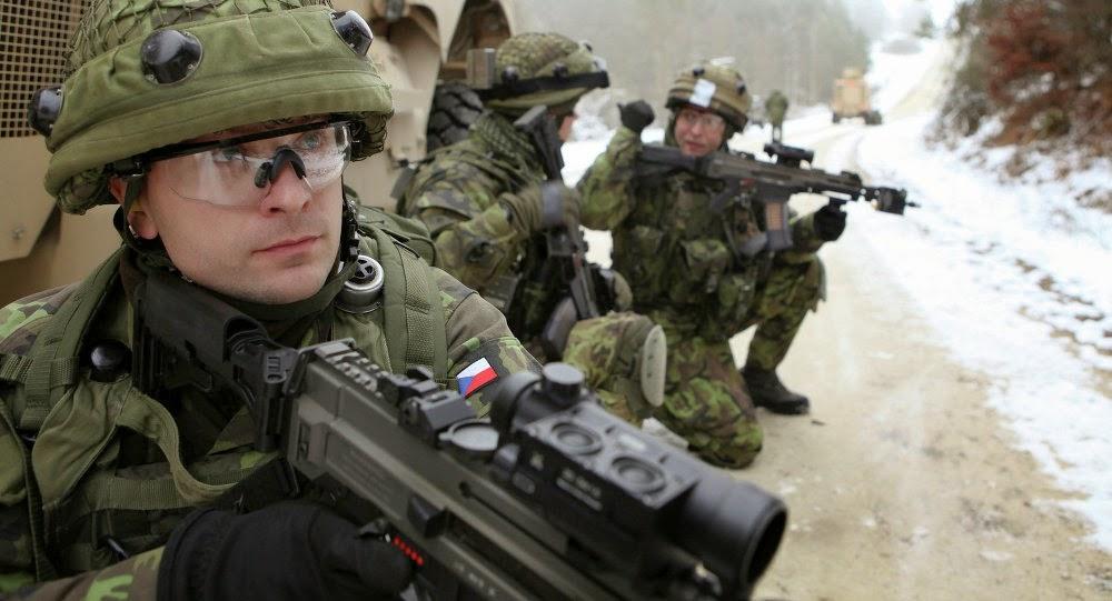 češka- vojska