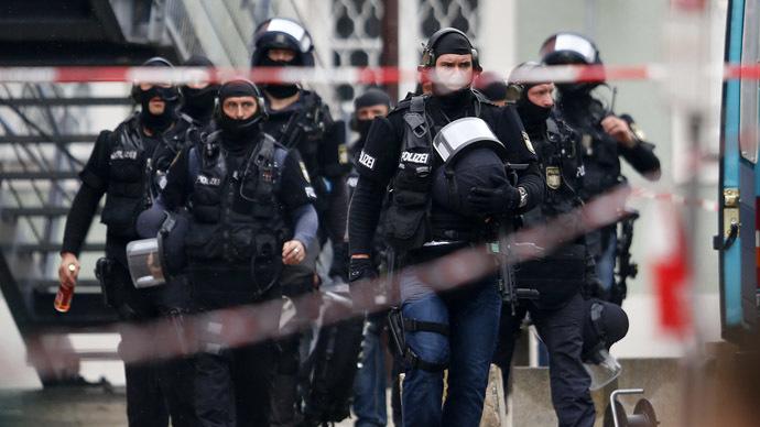 nemacka- specijalci- policija