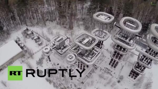Teslin-generator- rusija