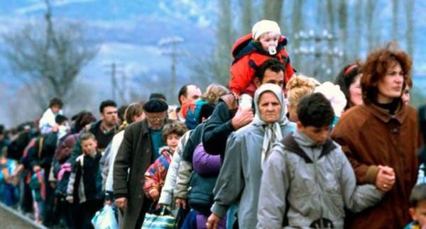 azilanti- izbeglice