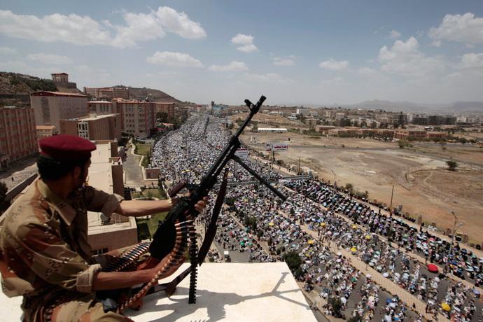 IZBIO NOVI RAT: U Jemenu pobunjenici zauzeli aerodrom u strateškom gradu Taez, ubijenih 142, ranjenih 351!