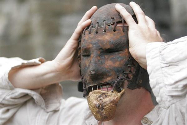 maska- gvozdena 1