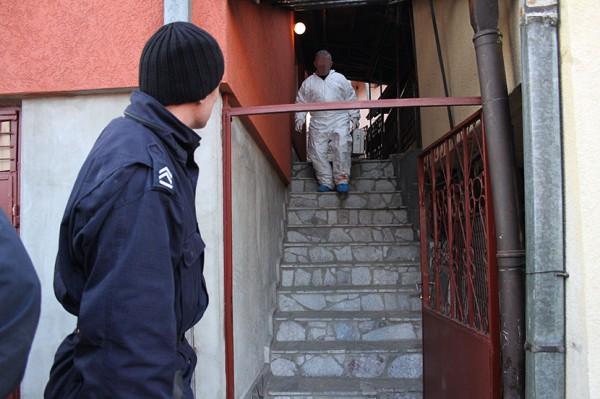 ubistvo- policija- uvidjaj- forenzicari