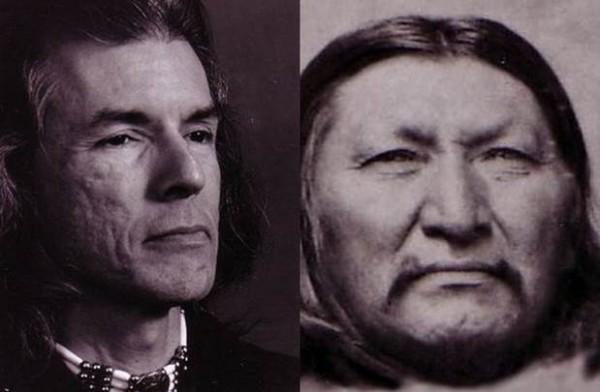 indijanci- poglavica