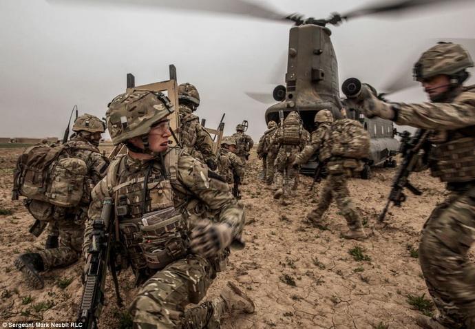 """UDARNA VEST! Američka vojska započela invaziju Sirije! RUSIJA ZAUZELA """"STRATEŠKU VISORAVAN""""!"""