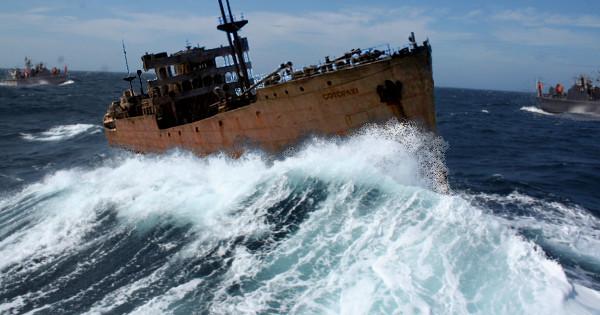 brod- more- okean