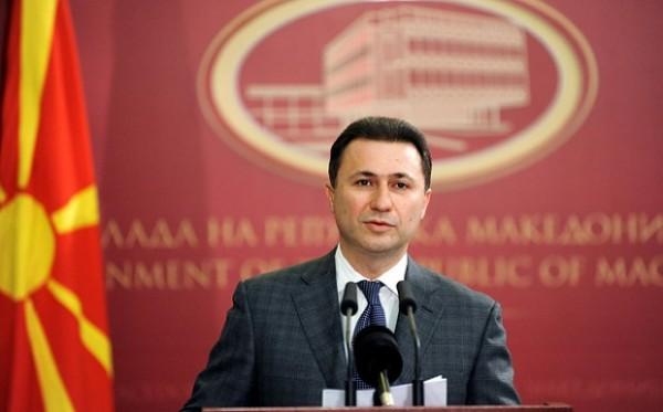 Predsednik Vlade Makedonije, Gruevski: Teroristi planirali ubistvo 8.000 ljudi!