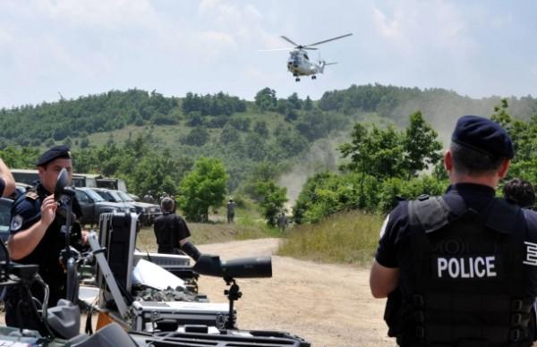 kosovo- policija
