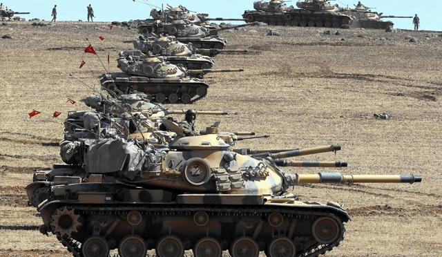 Šta stoji iza kopnene ofanzive Turske na Siriju