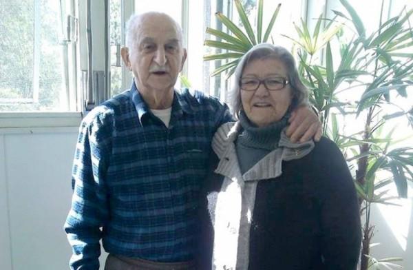 DA VAM SE SRCE STEGNE: Bili su zajedno svaki dan 65 godina, umrli jedno za drugim za samo 40 minuta