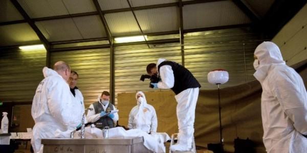 forenzicari- ubistvo