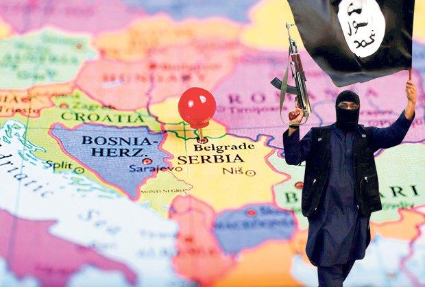 teroristi- džihadisti- isil
