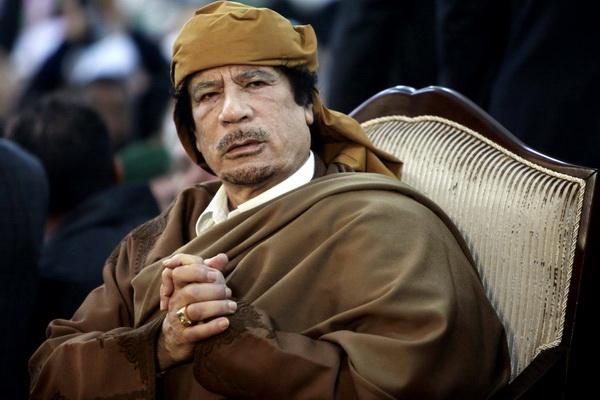 U LIBIJI NIJE BILO PROSJAKA: NA VRHUNCU MOĆI GADAFI JE STREPEO SAMO PRED OVIM SRBINOM!