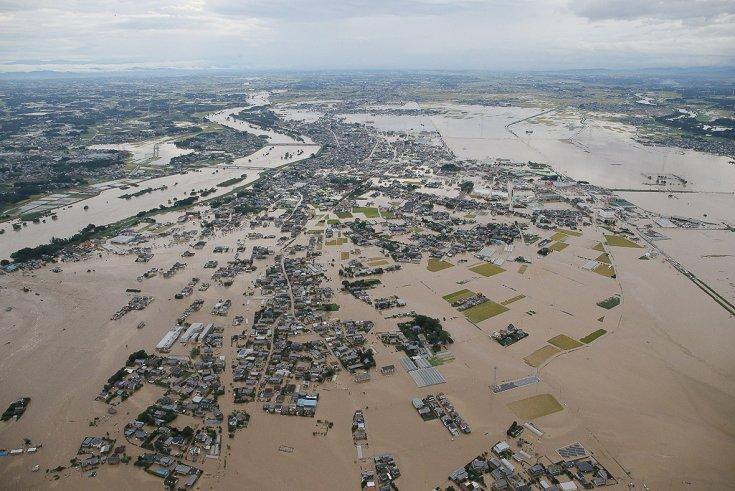 japan- poplave