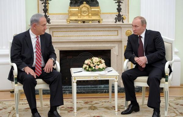 SUKOB IZRAELA I RUSIJE: Puklo na sastanku Putina i Netanjahua