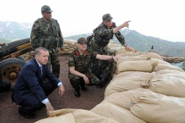 erdogan- turska