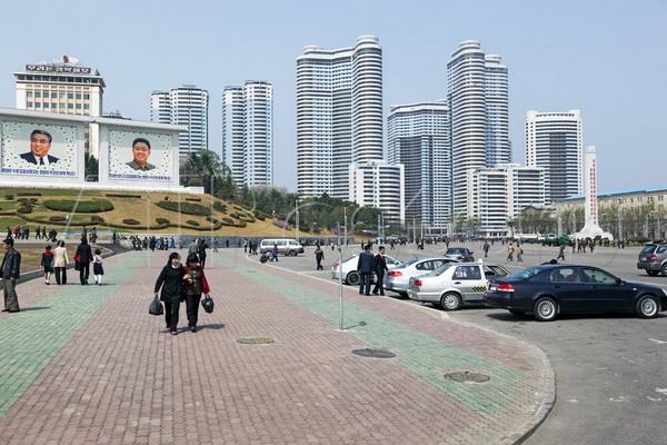 koreja- severna 1