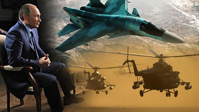 Putin objasnio šta će se desiti sa ogromnim ruskim naoružanjem i šta se dešava trenutno u Siriji!