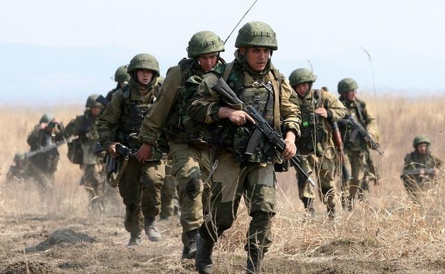 rusija- vojnici- vojska