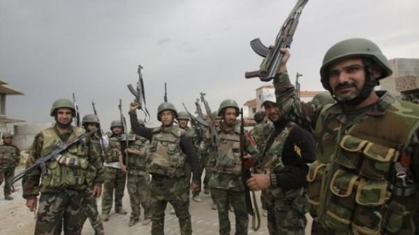 sirija- vojska